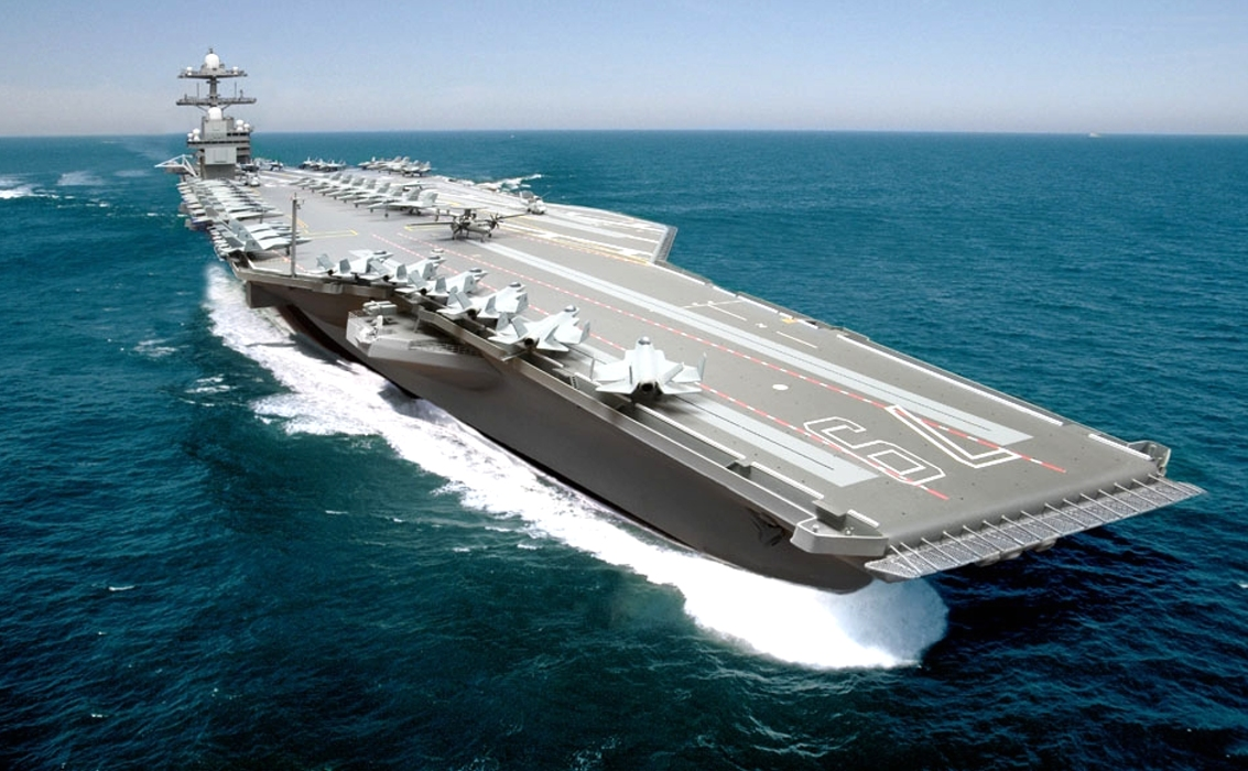 Future US aircraft carrier cost estimate unreliable, says government accountability agency
