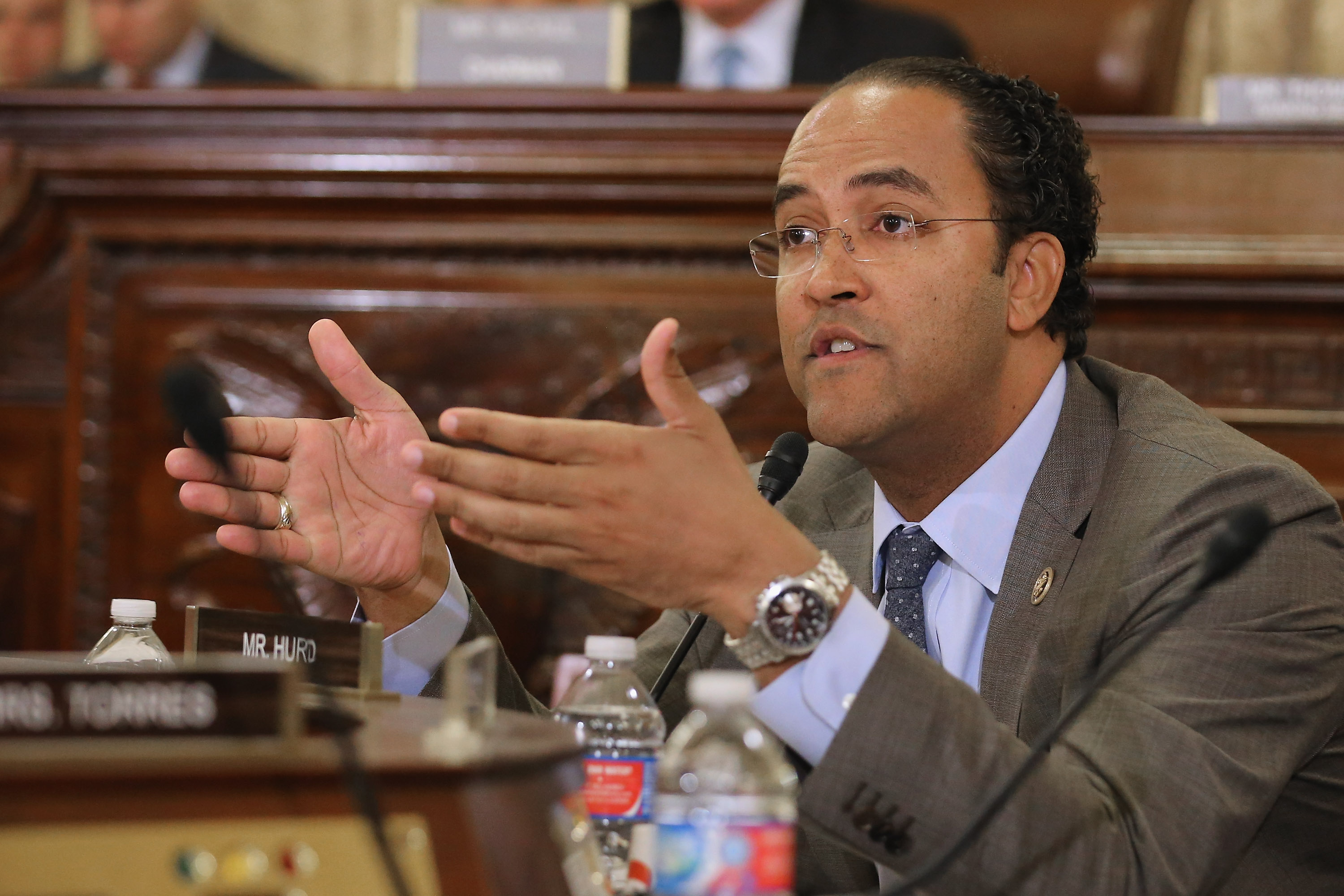 Will Hurd's MGT Act is just steps away from passage into law. (Chip Somodevilla/Getty Images)