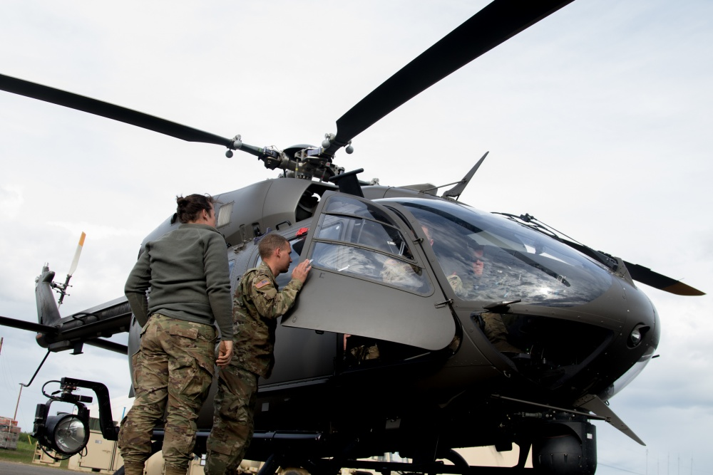 Leonardo withdraws lawsuit against US Army over Lakota helicopters