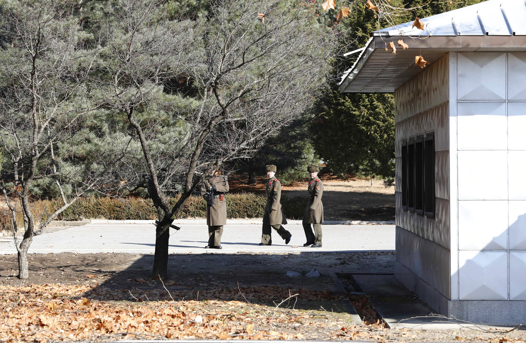 Venue for Korea talks is potential flash point inside border