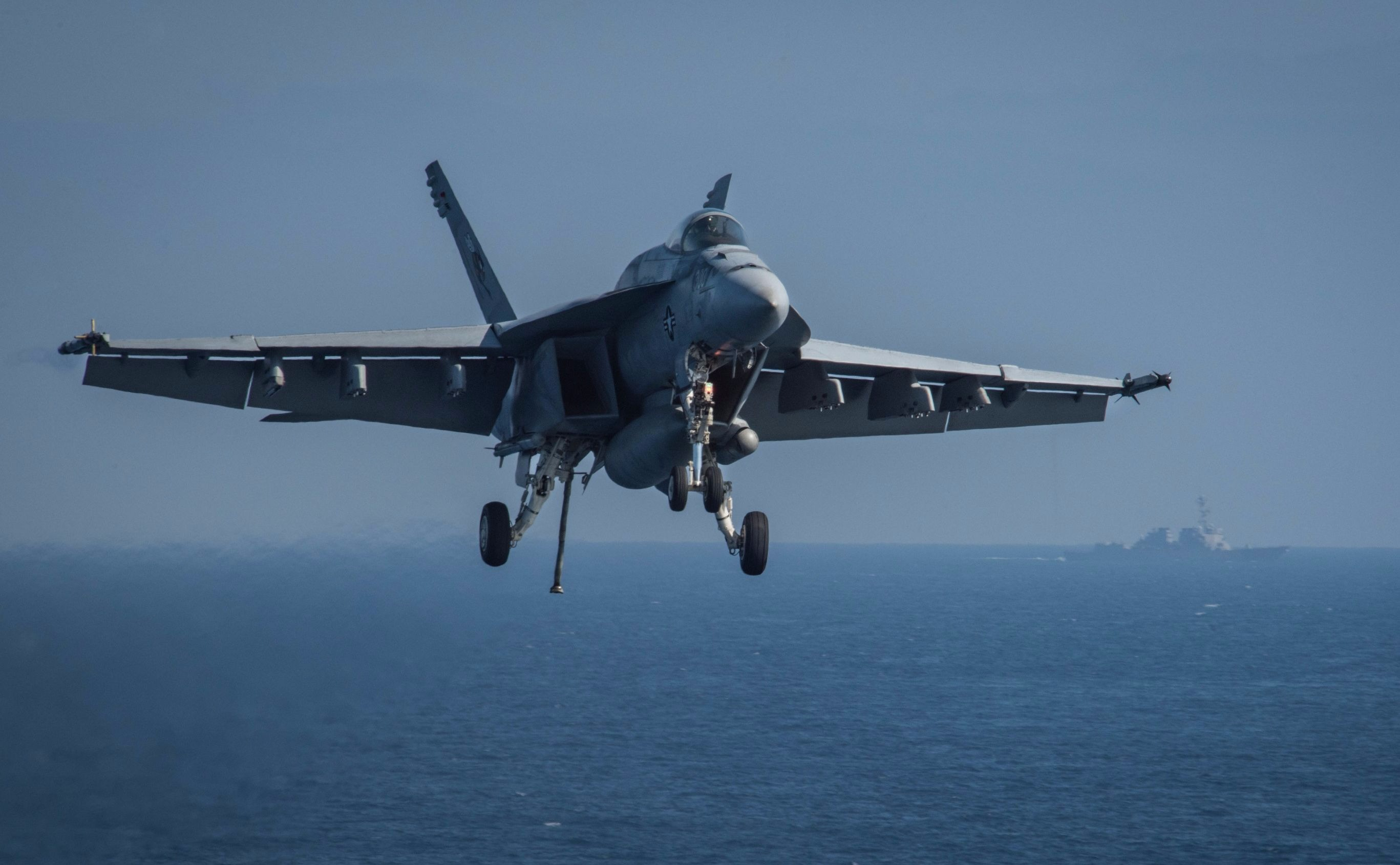 Super Hornet could be chosen as Bulgaria's next fighter jet by July