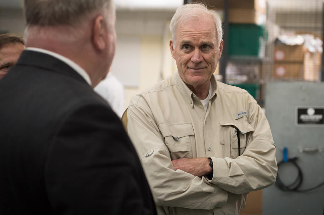 Secretary of the Navy Richard V. Spencer has ordered a comprehensive review into the uniformed legal communities of the Marine Corps and Navy. (Anthony Powers/Navy)