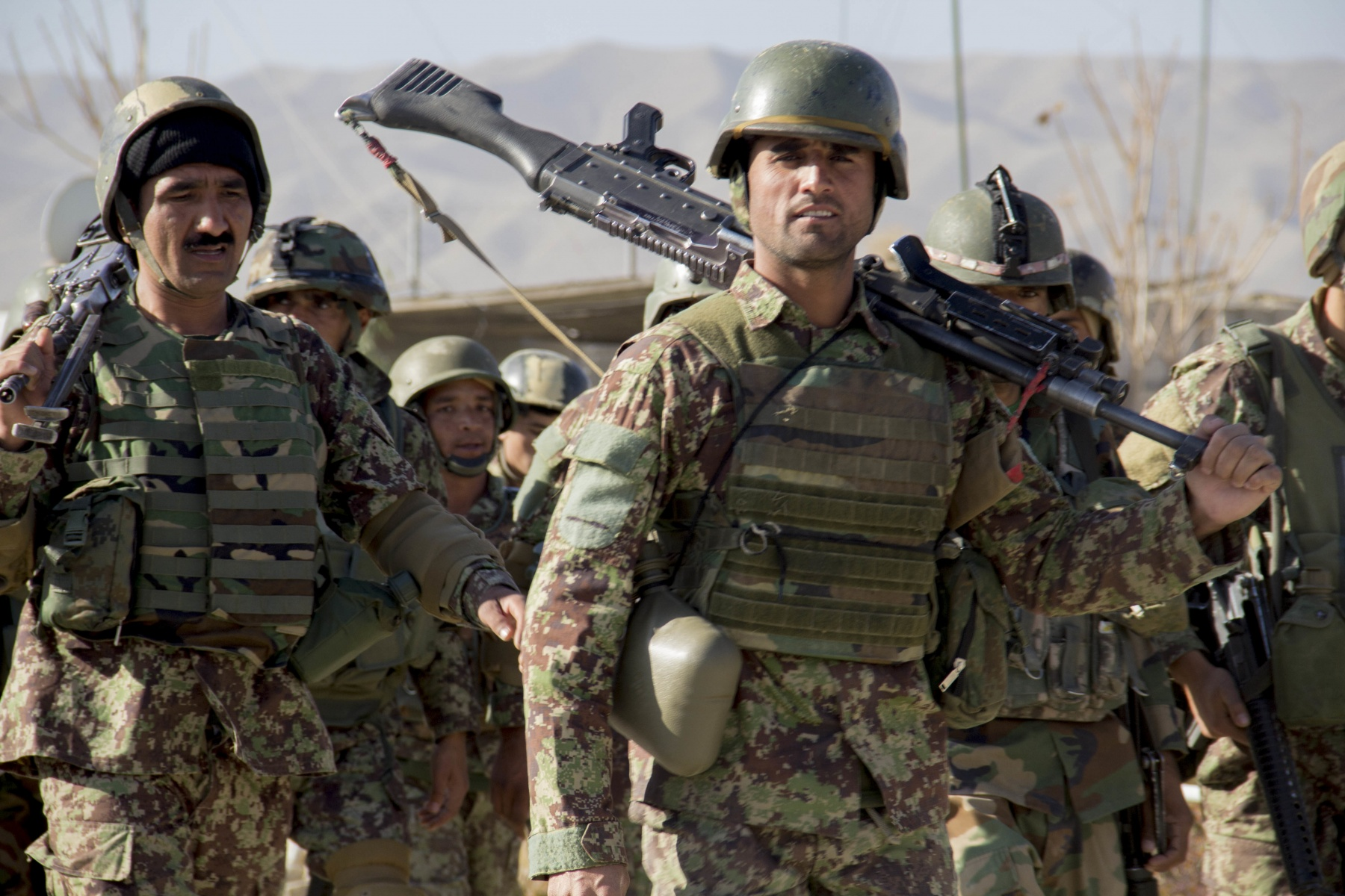 Rakkasans' Afghanistan Deployment Could Be Blueprint For