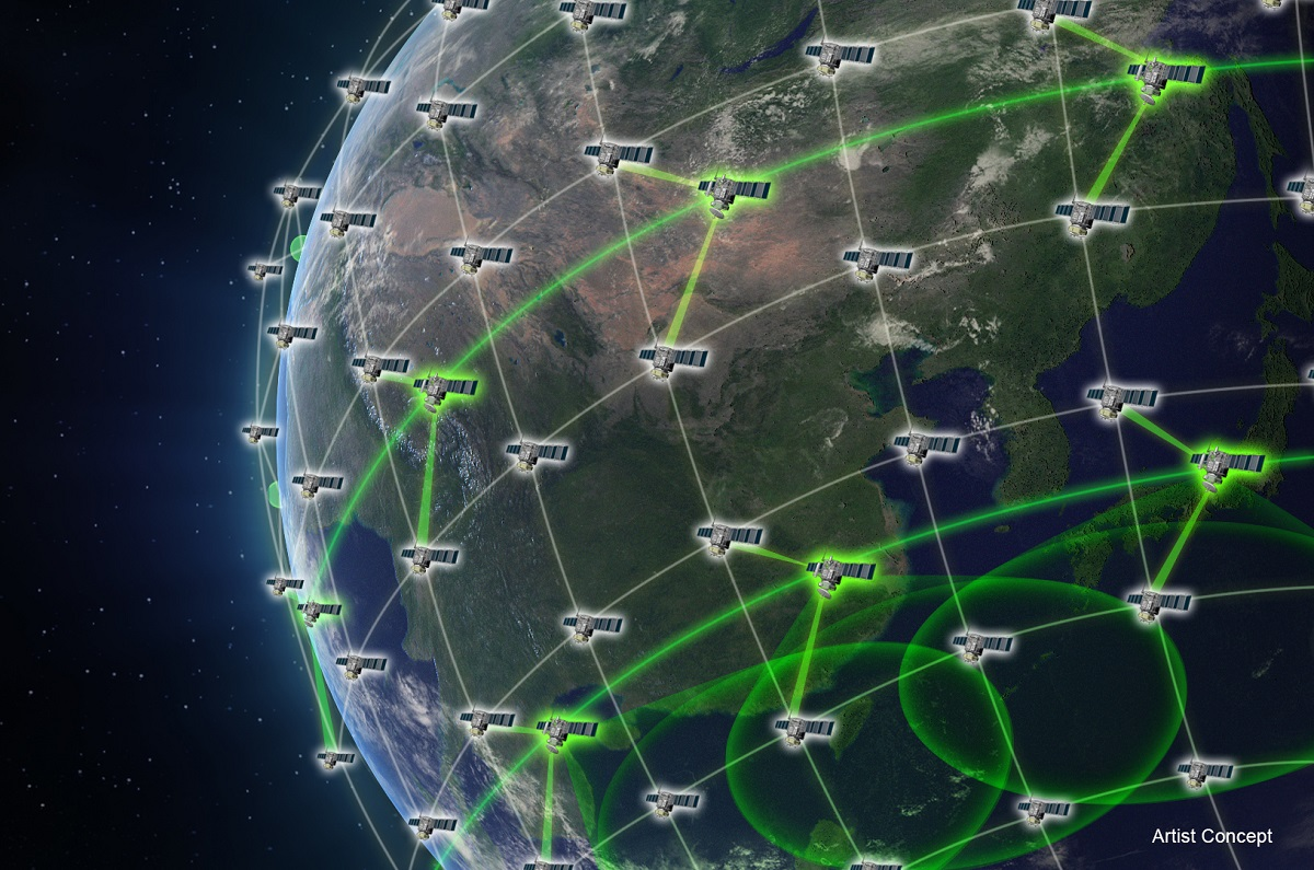 The Space and Missile Systems Center is considering hosting Next Generation Overhead Persistent Infrared payloads in a proliferated low earth orbit constellation.