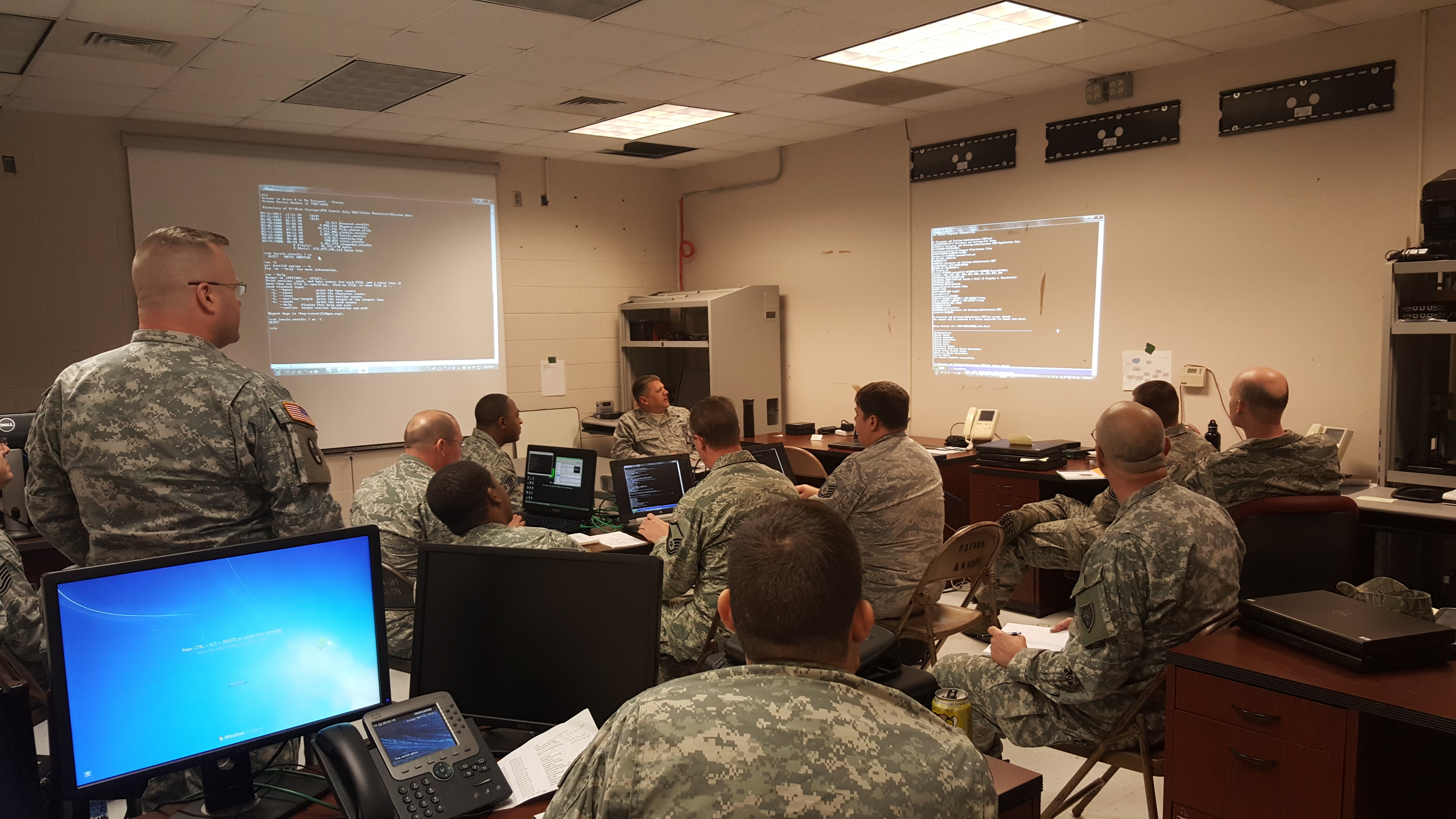 Air Force cyber boss sets early deadline for full operational capability