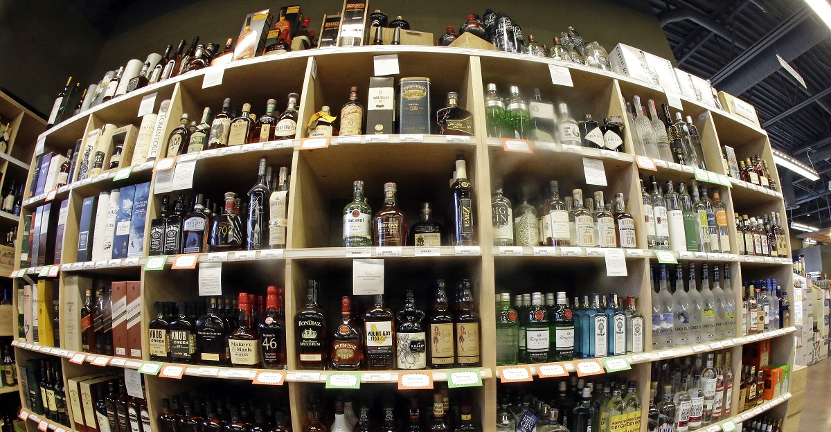 An official with the Distilled Spirits Council says the Defense Commissary Agency shouldn't be so quick to rule out adding liquor to its aisles as it moves to stock beer and wine. (Rick Bowmer/AP)