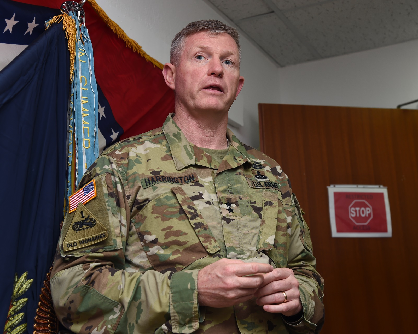 US Army Africa commander suspended, under investigation for sending suggestive messages to soldier's wife
