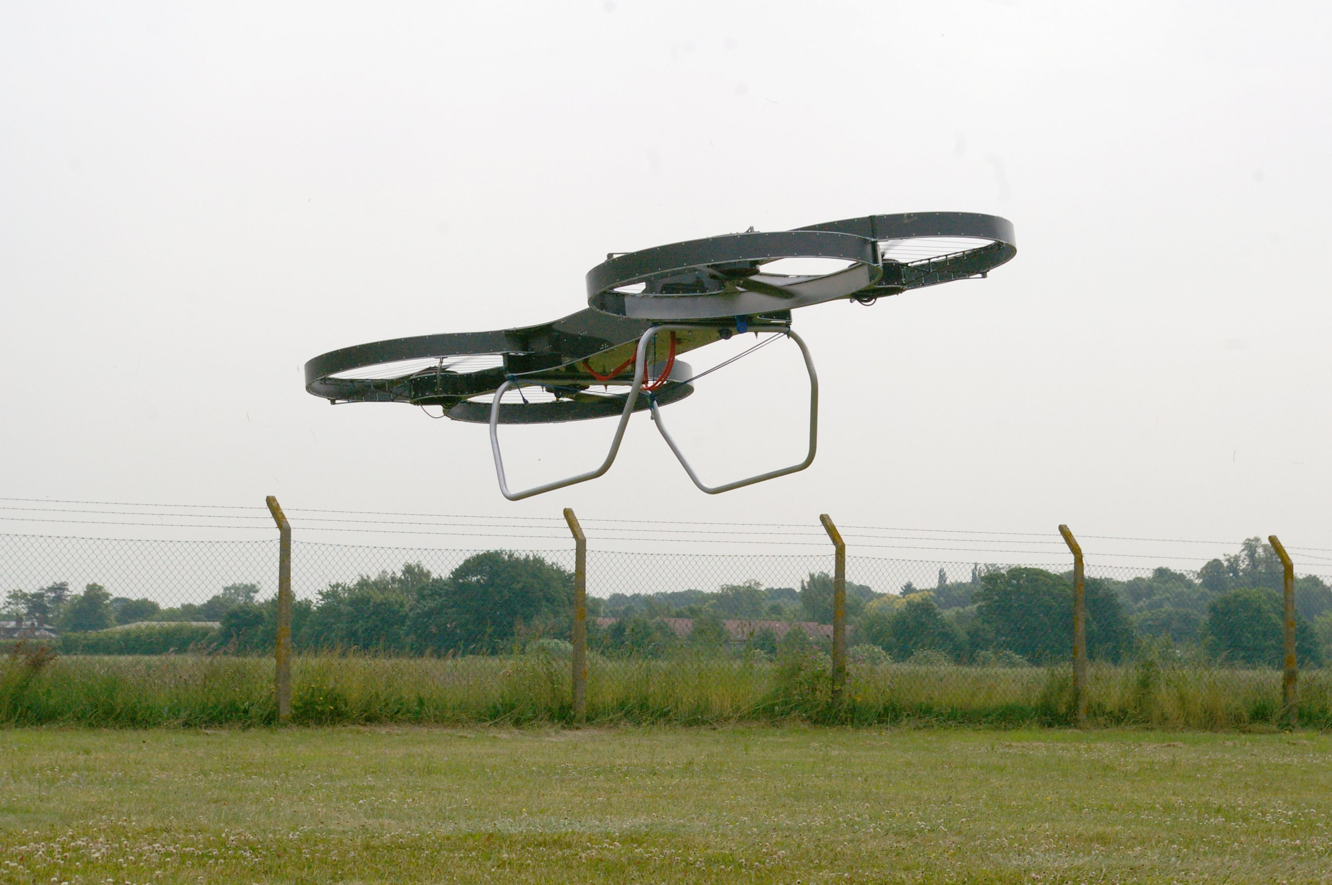 'Hoverbike' could join the fleet in 3 to 5 years