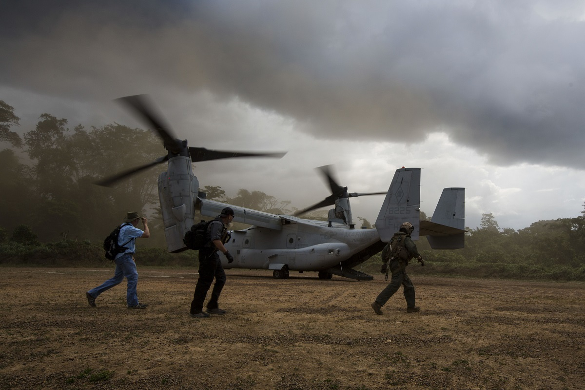 US troops lack support despite expanding mission in Africa