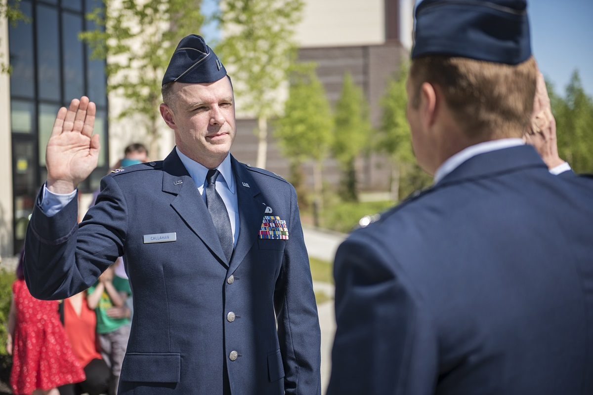 Air Force officer performance eval overhaul could be done by 2020