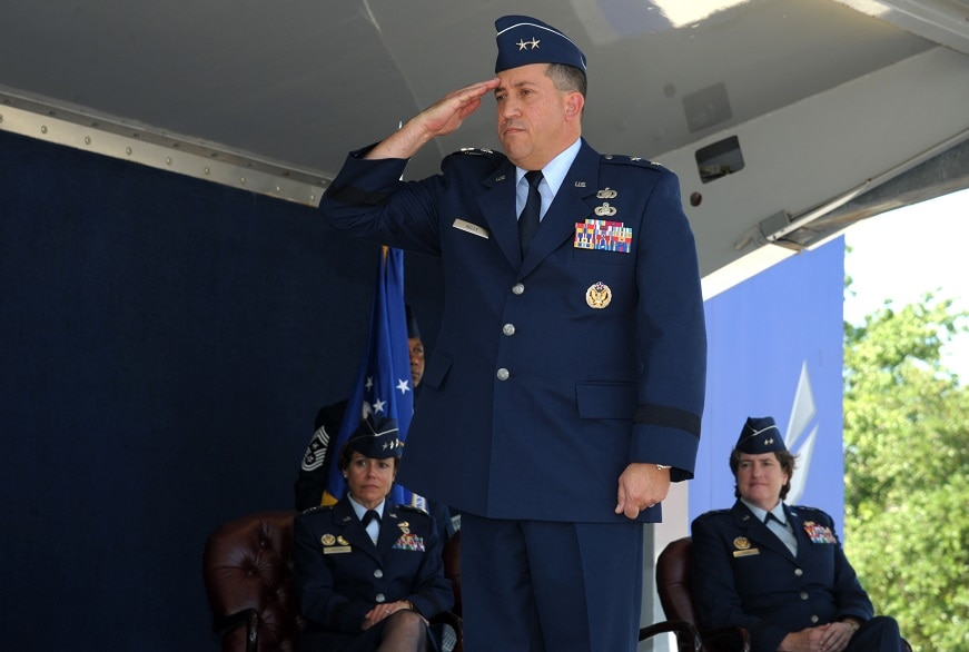 Maj Gen Kelly Takes Command Of Air Force Personnel Center