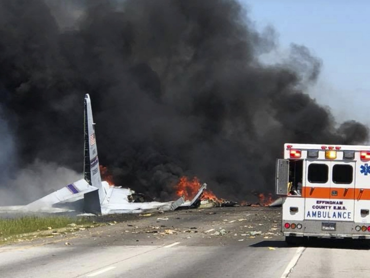 As fatal aviation crashes reach 6-year high, Pentagon says 'this is not a crisis'