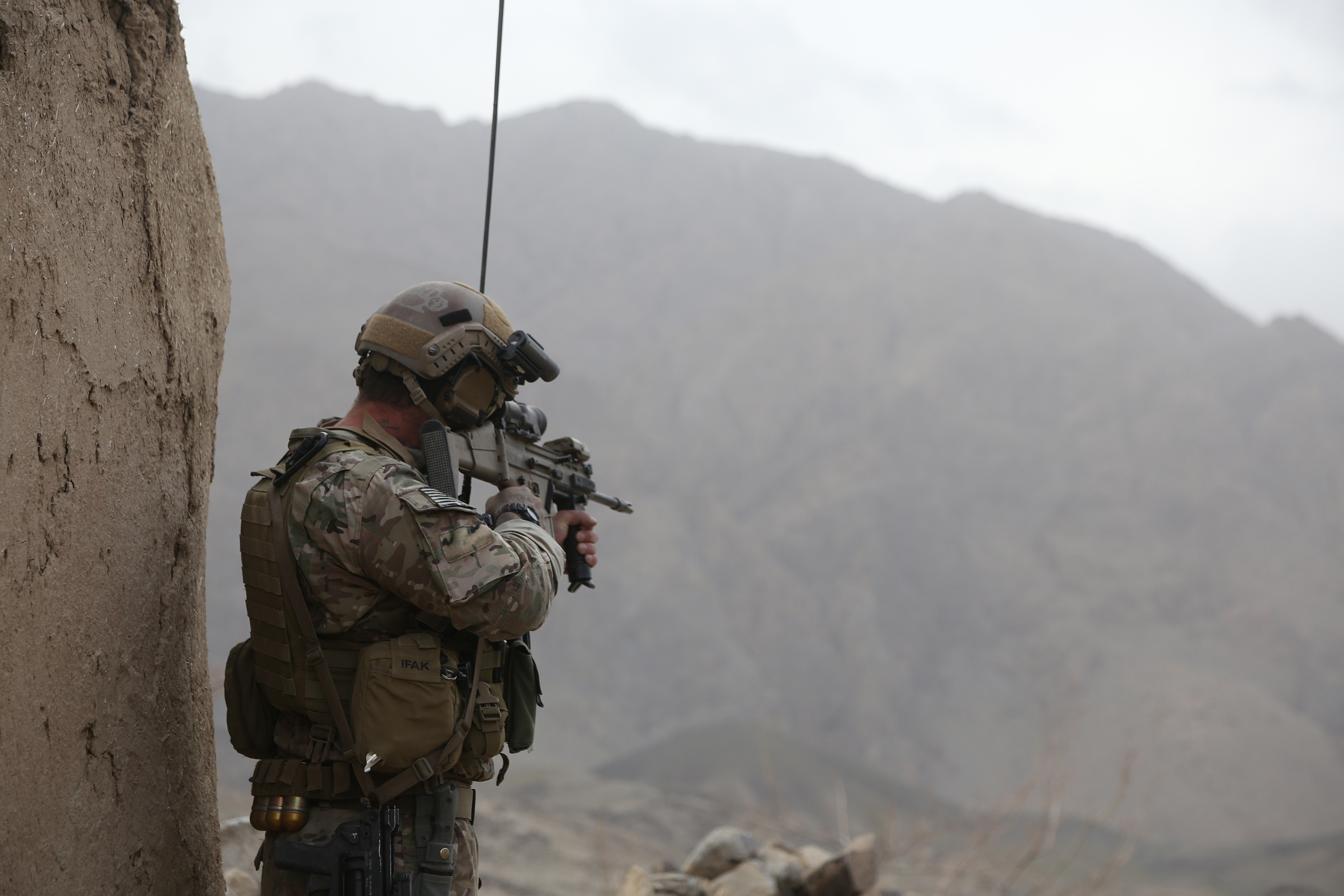 Special Forces Face Increased Cyber Risks Challenges