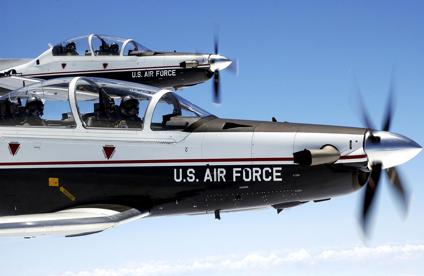 T-6 hypoxia problem solved, Air Force announces