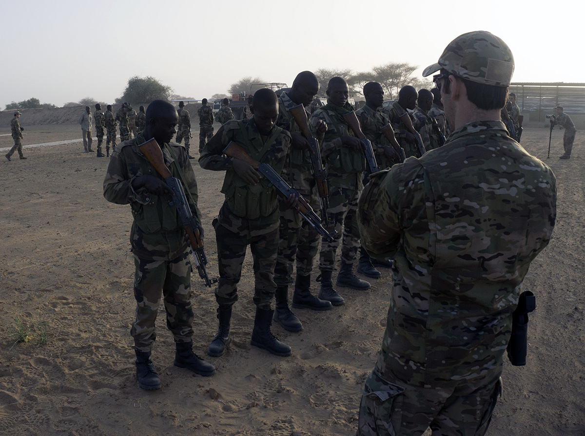 DoD approves danger pay for Niger, Mali, Cameroon