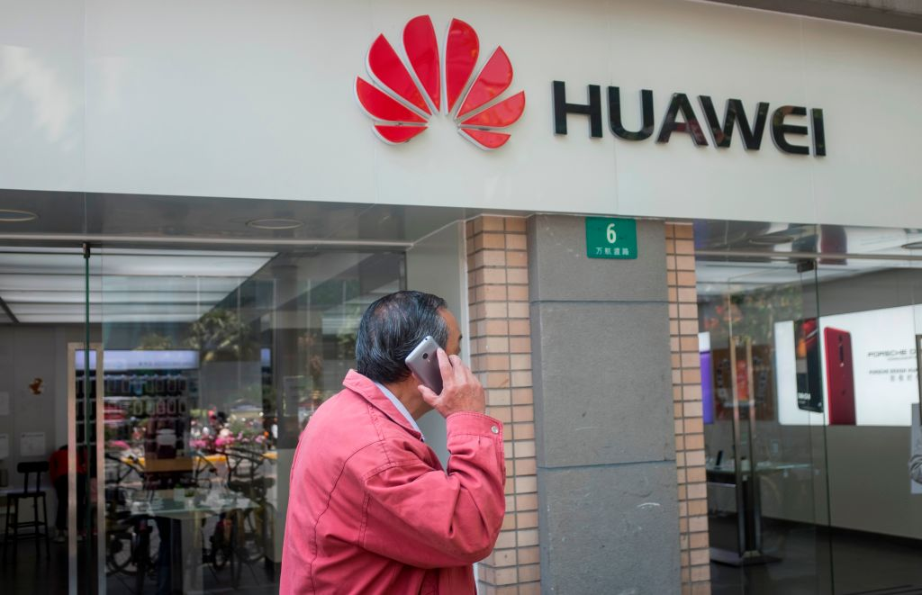 Navy secretary, other US officials increasingly sounding alarm over Chinese smartphone maker Huawei