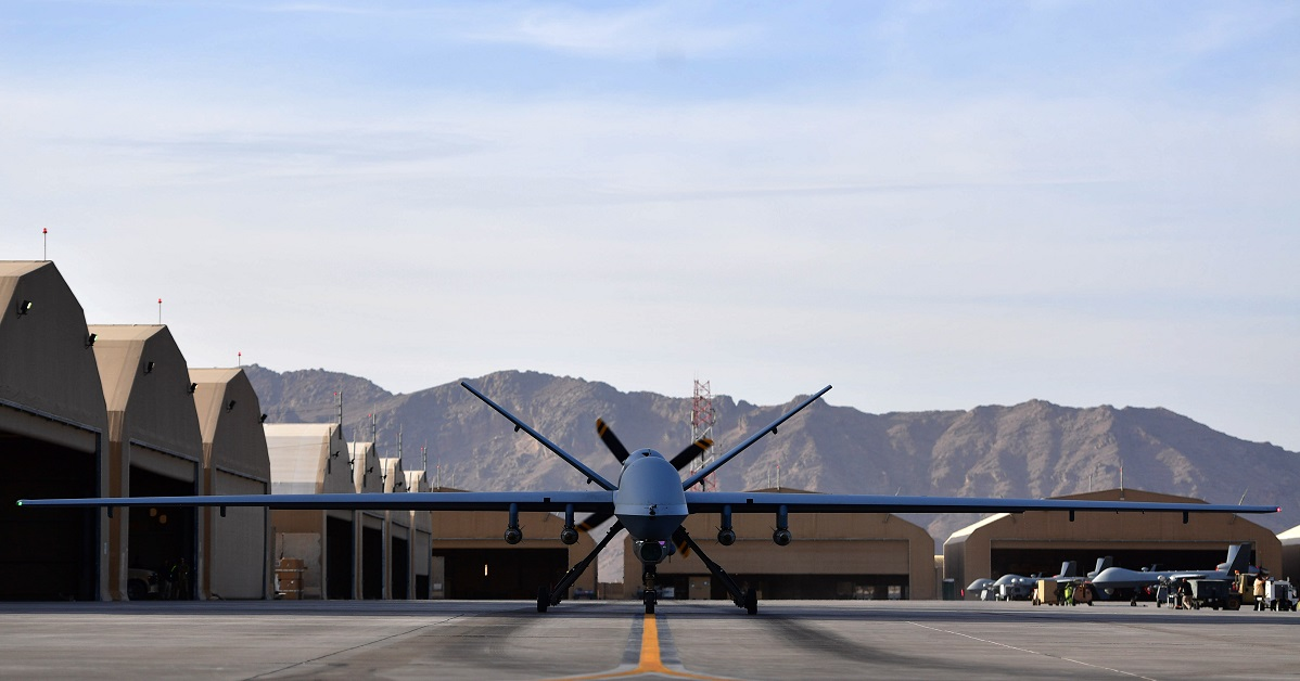 As Predator drones retire, the Reapers' mission grows