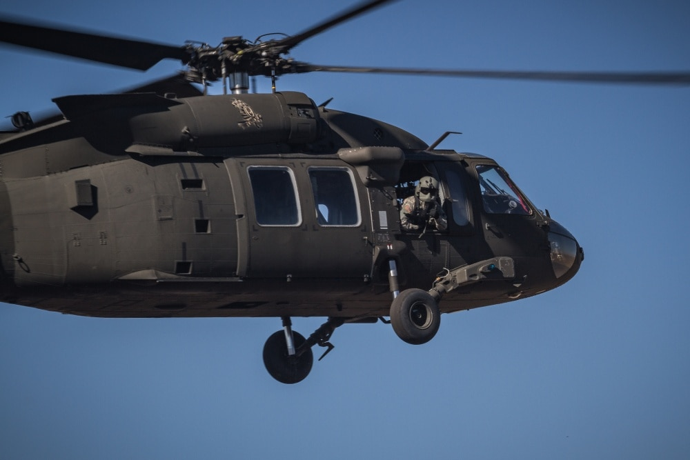 2-star: Army considers offering retention bonuses to fix aviation warrant officer shortage
