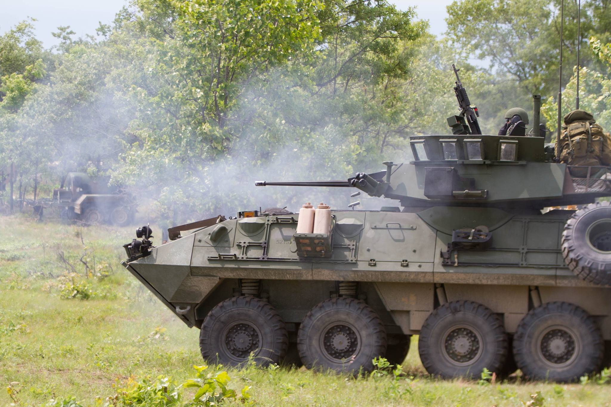 The Army's 82nd Airborne is preparing to use a Marine vehicle for airdrops