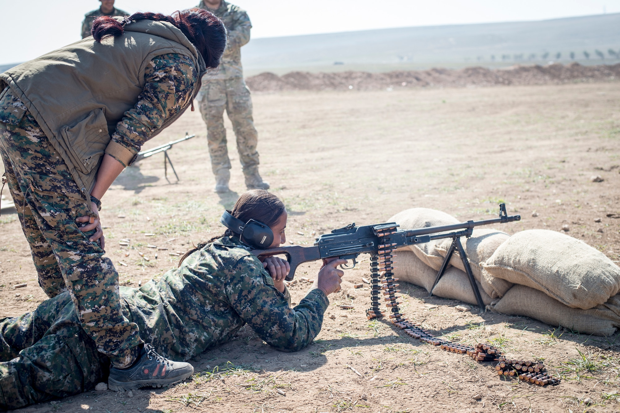 US reassures Turkey over arms provided to Syrian Kurds
