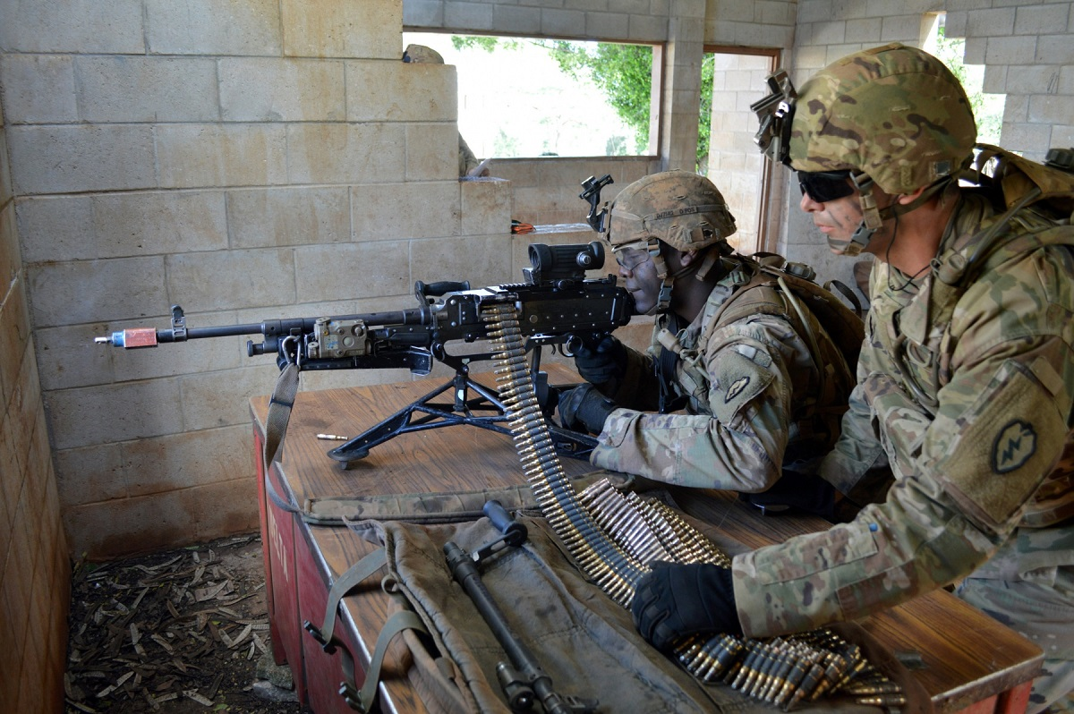 Soldiers, Marines rely on PSYOP, learning a city's rhythm when training for urban warfare