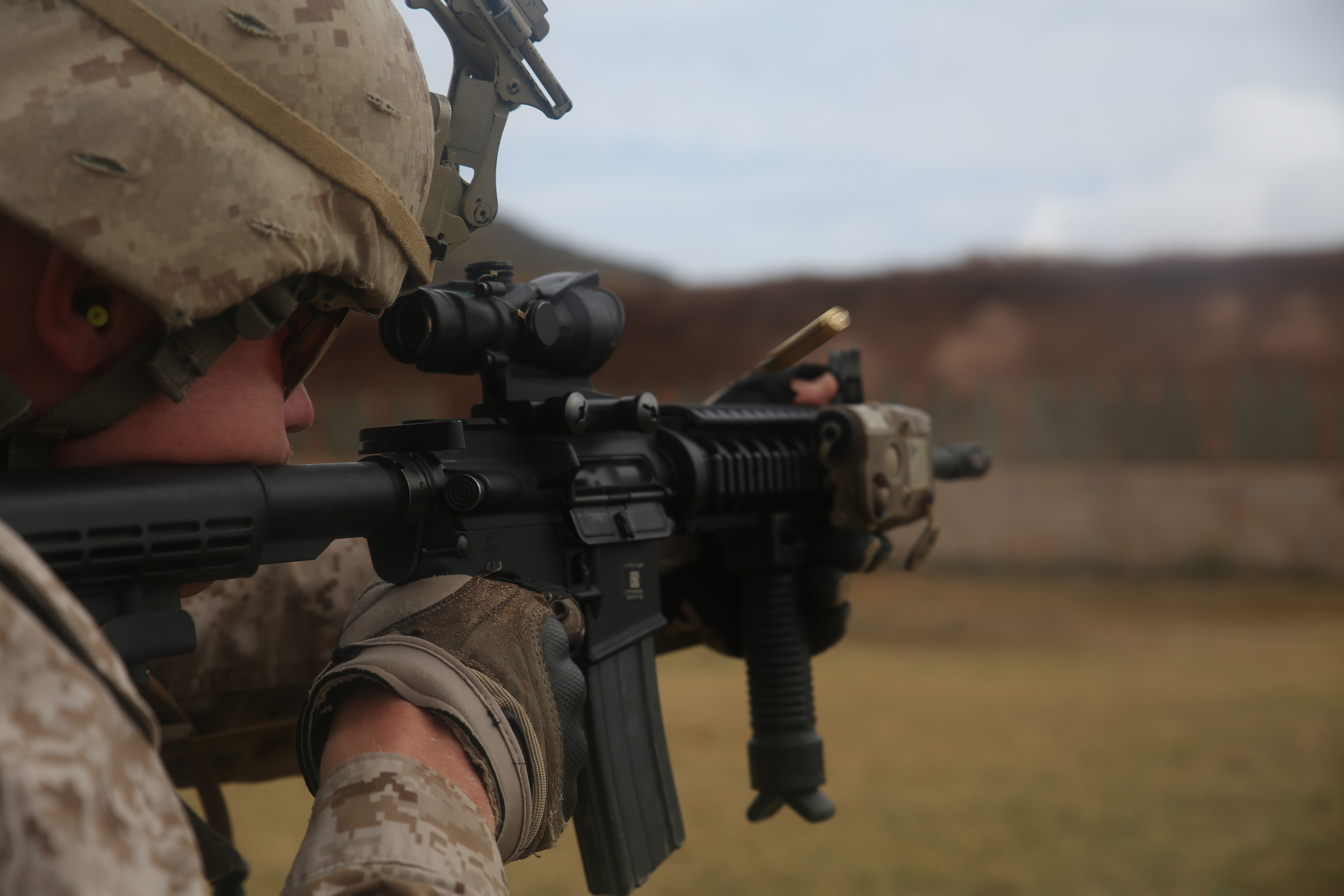 New in 2018: Corps adopts M855A1 round