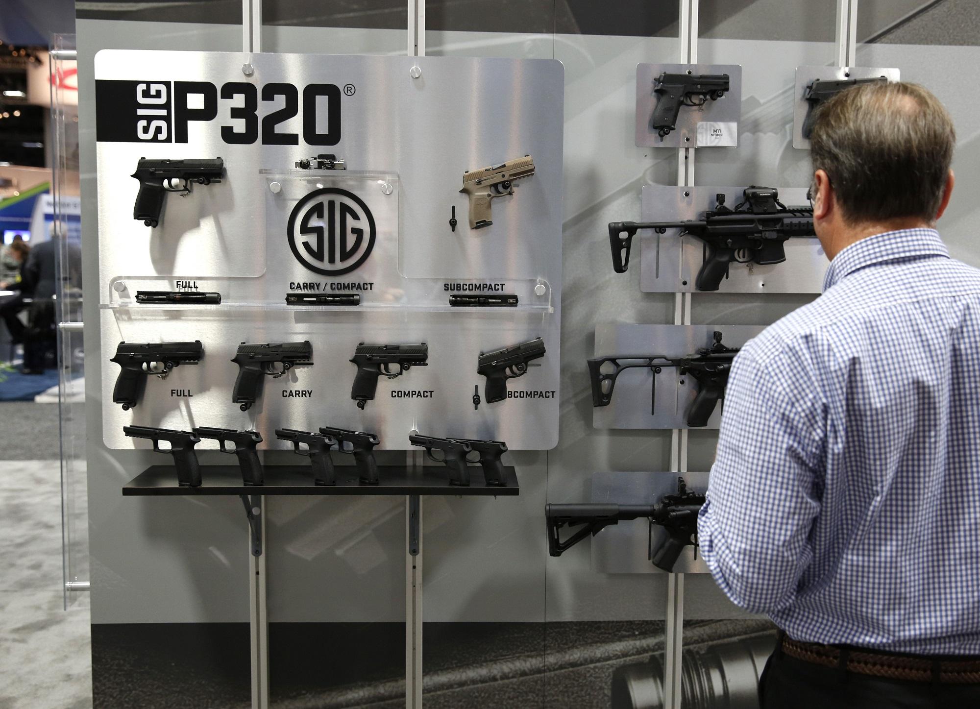Marines evaluating new, compact handgun