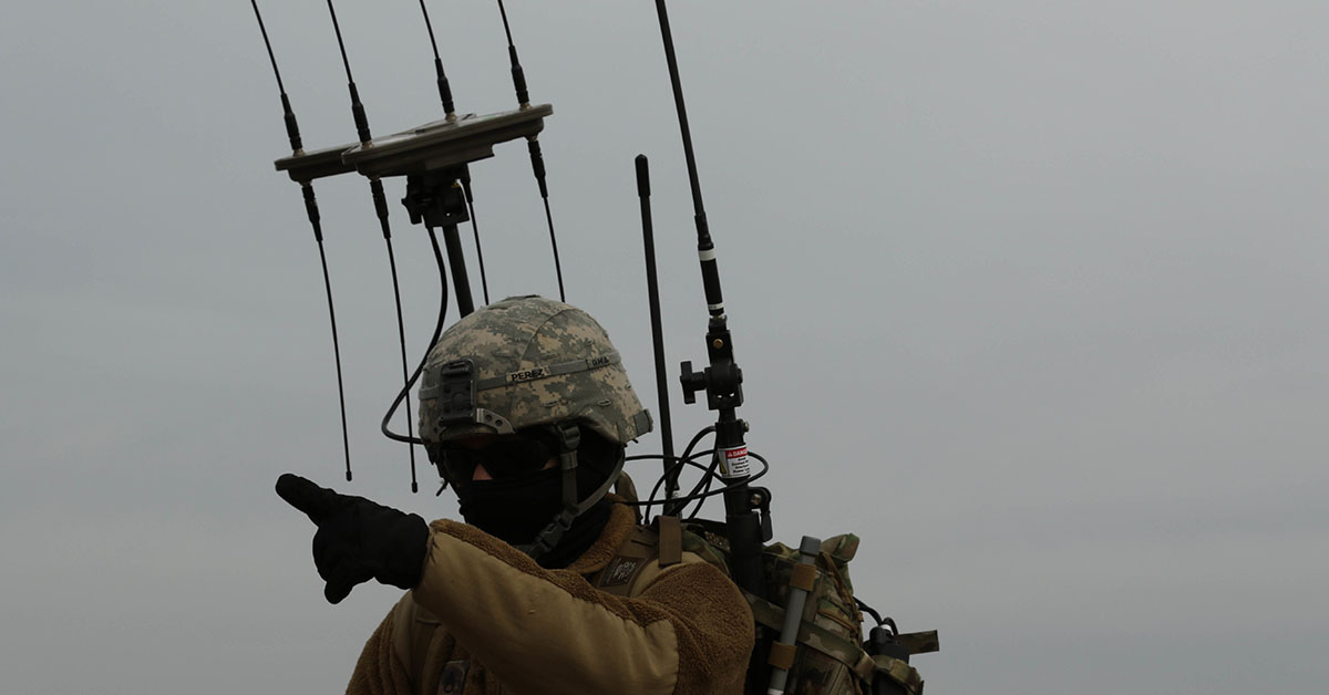 Software will help the Army meet pacing threats. (Sgt. Michael C. Roach/Army)