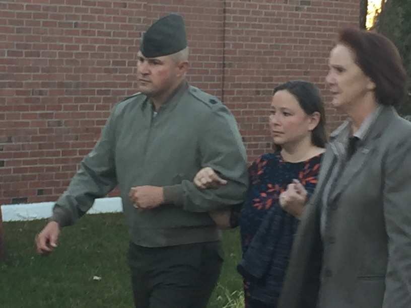 Drill instructor gets 10 years behind bars for Parris Island hazing scandal