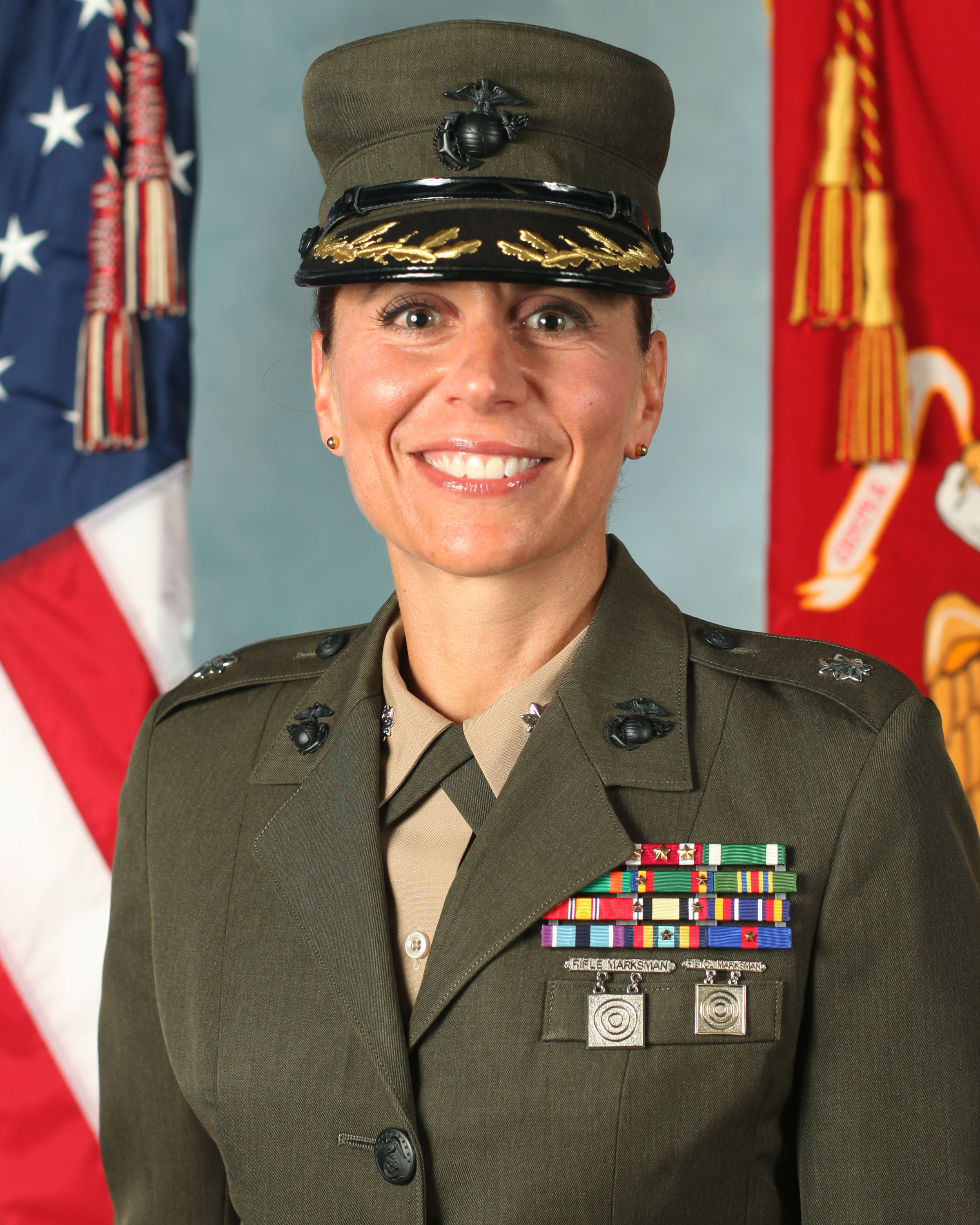 Controversy surrounds firing of Marines' female recruit ...