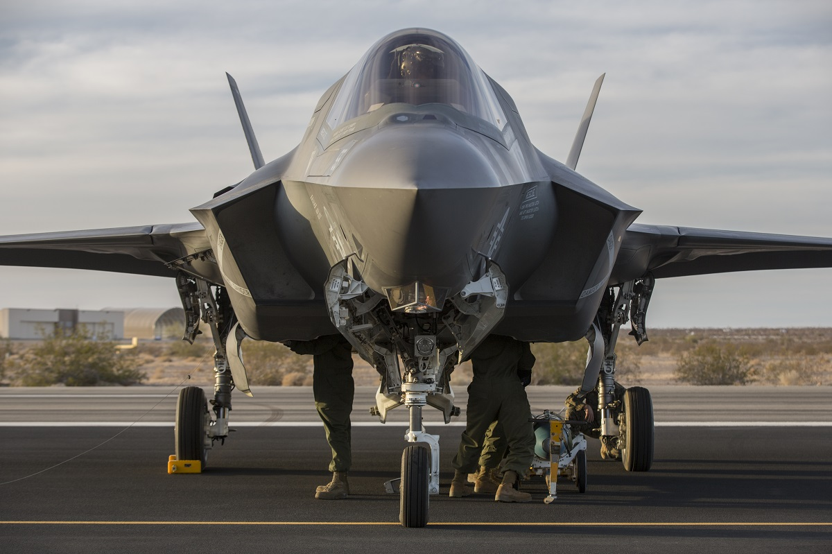 Pentagon creates new position to help guide software acquisition, F-35 development