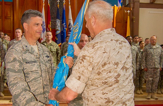 General tackles 'politically tricky' Gitmo command