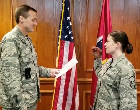 Air National Guard 3-star: Dinosaur puppet re-enlistment video unacceptable