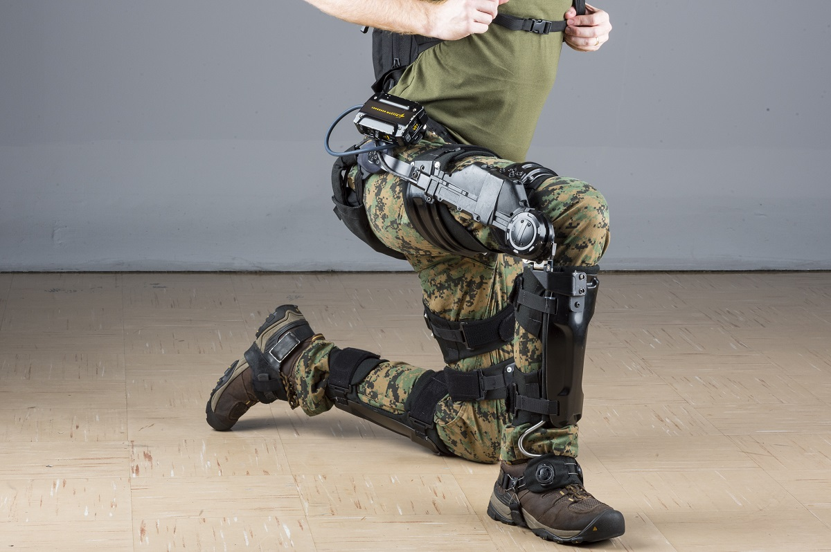 This Army unit will be first to test an exoskeleton that lightens combat load