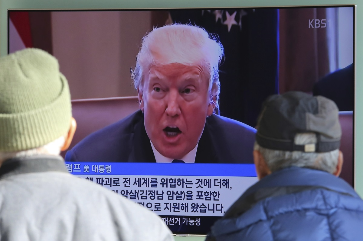 US slaps new sanctions on North Korean, Chinese companies