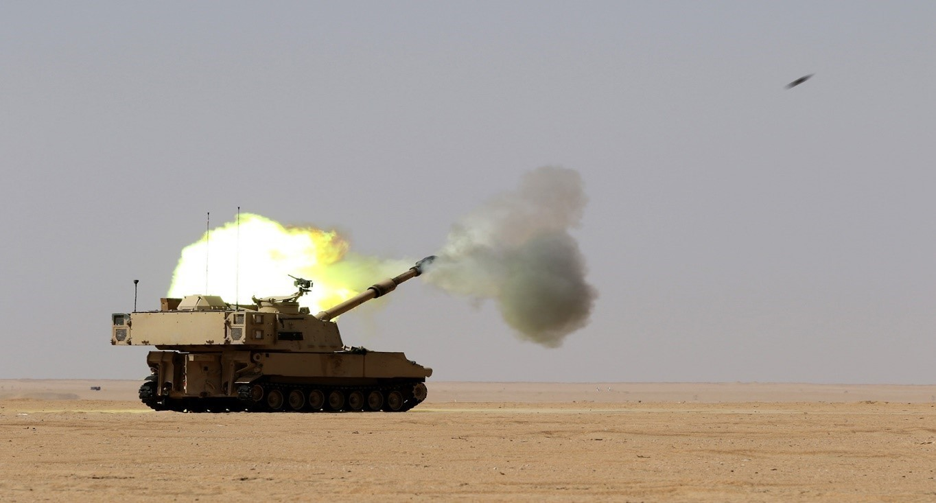 State Department clears howitzers for Saudi Arabia, drones for Germany