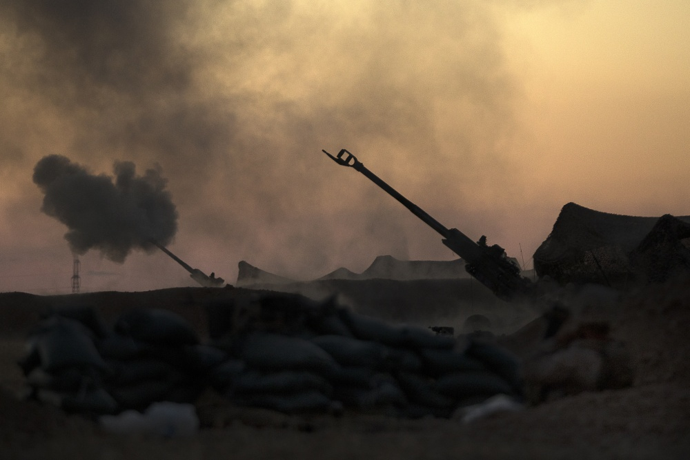 These Marines in Syria fired more artillery than any battalion since Vietnam