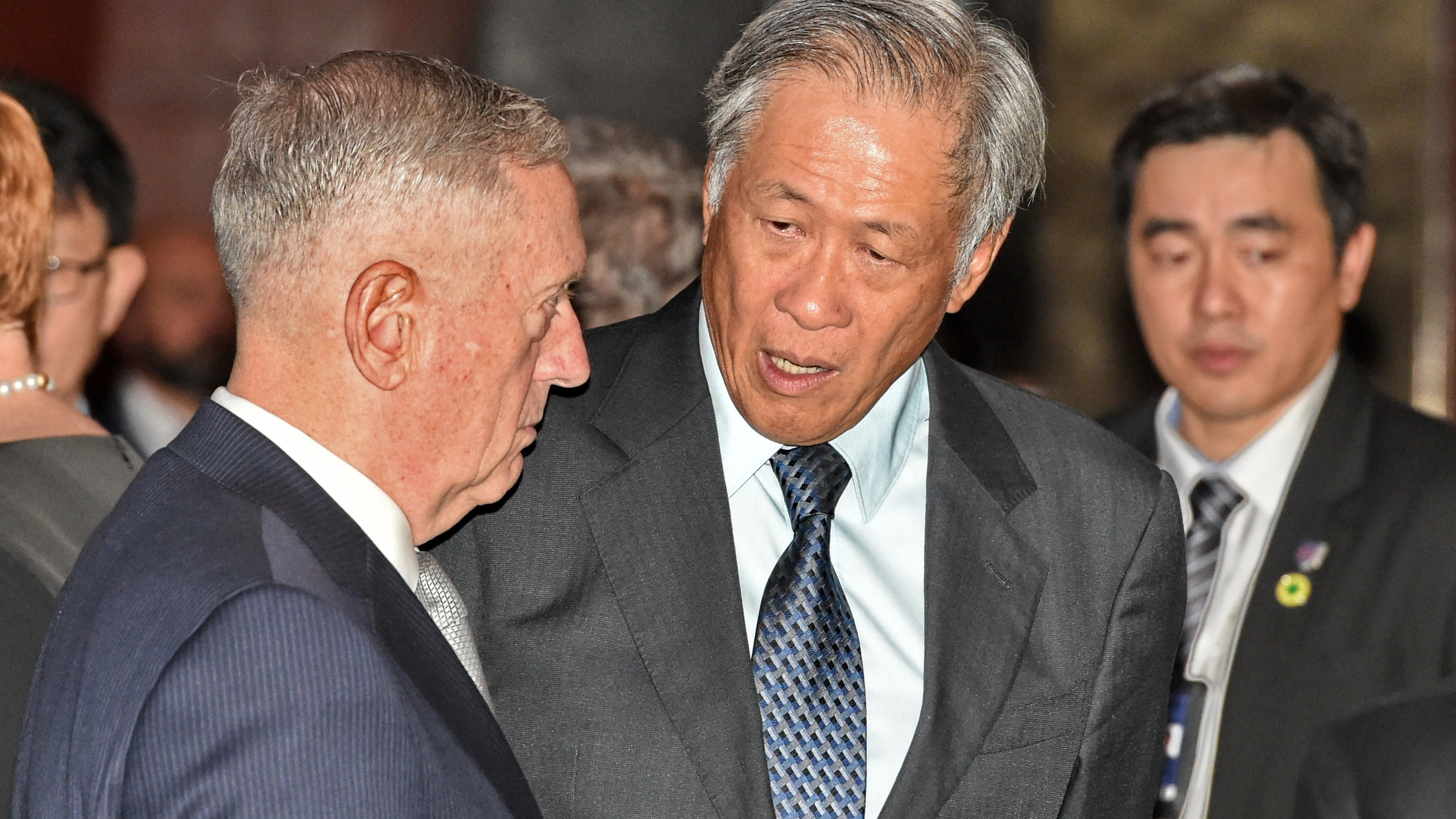 US Defense Secretary Mattis to deliver 'punchy' address at Asia security summit