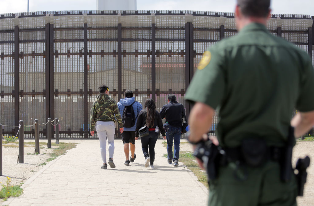 The military won't be responsible for immigrant children if they are detained on bases, DoD says