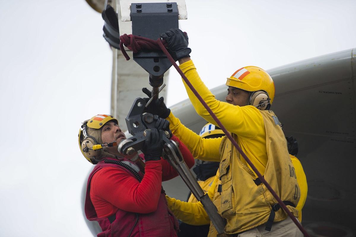 Navy asks DoD for longer forward deployed tours