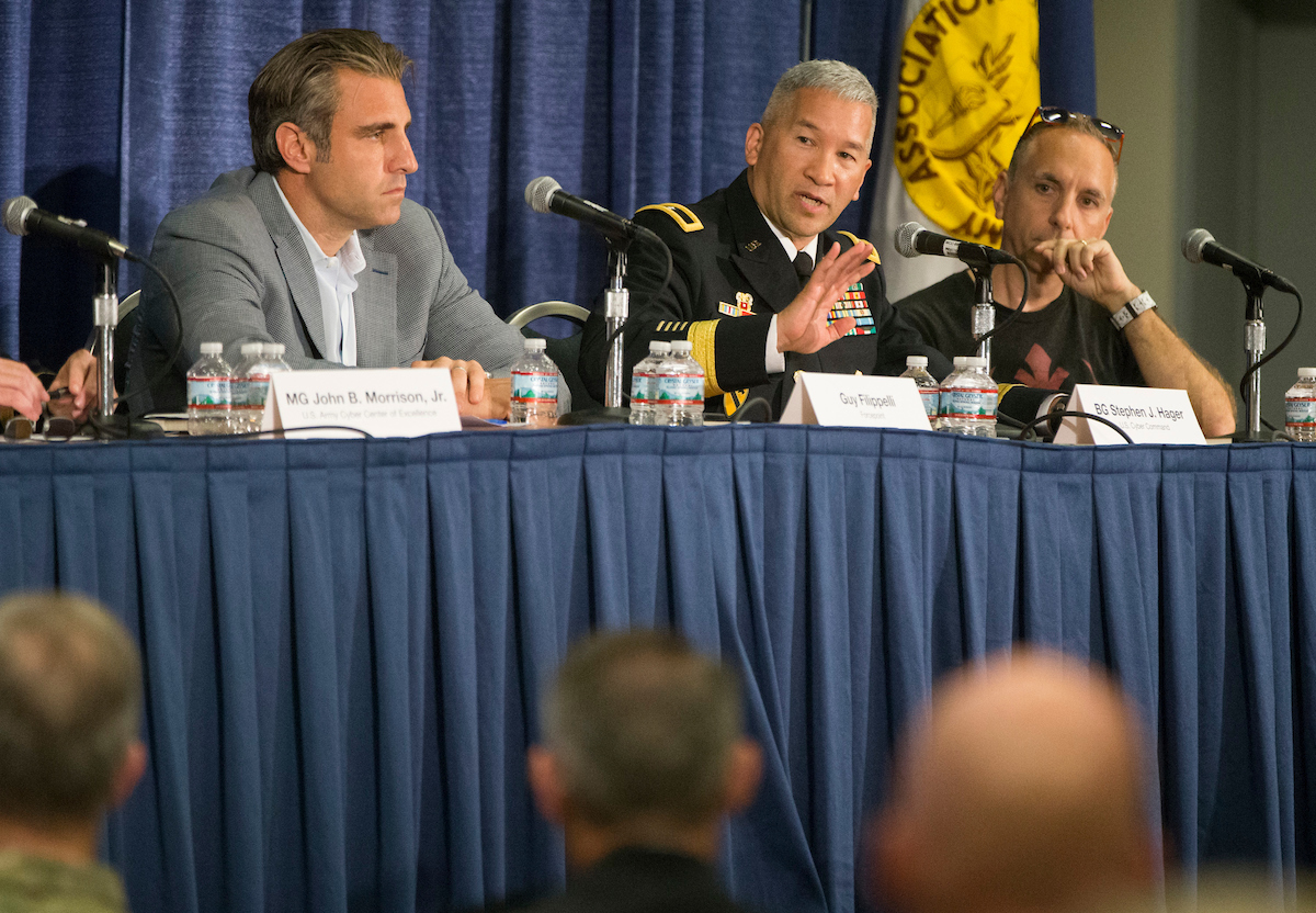 Army cyber should 'let nerds be nerds,' experts say