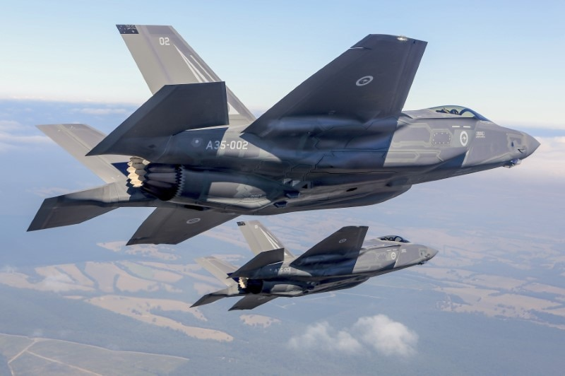 Lockheed gets $3.7B advance payment for F-35 program