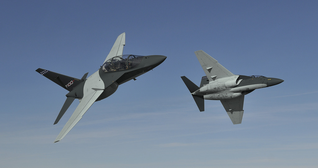 US Air Force secretary names T-X trainer contract, new hires as potential CR victims