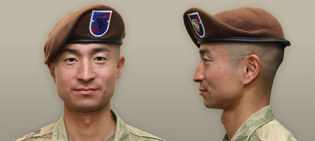 It's official: Army unveils brown beret, new patch for military advisers, SFAB