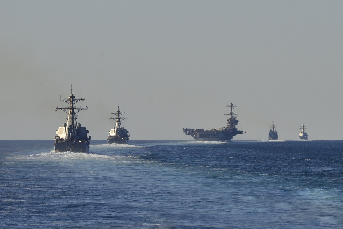 US Navy to add 46 ships in five years, but 355 ships is well over the horizon