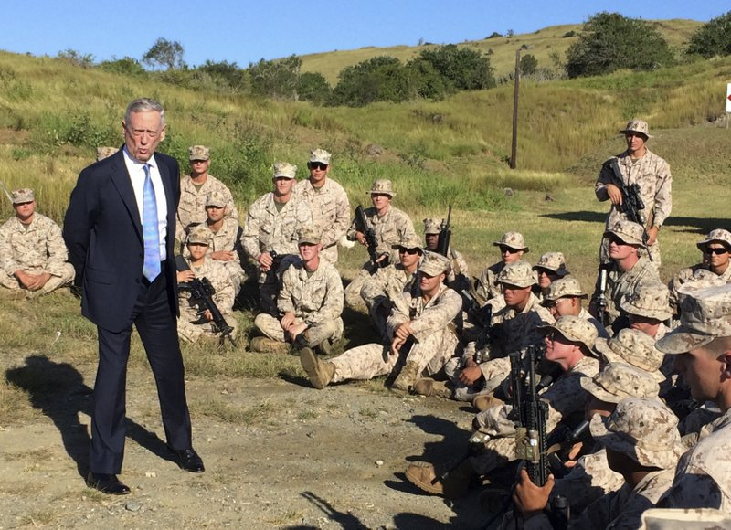 Can Mattis makes the National Defense Strategy great again?