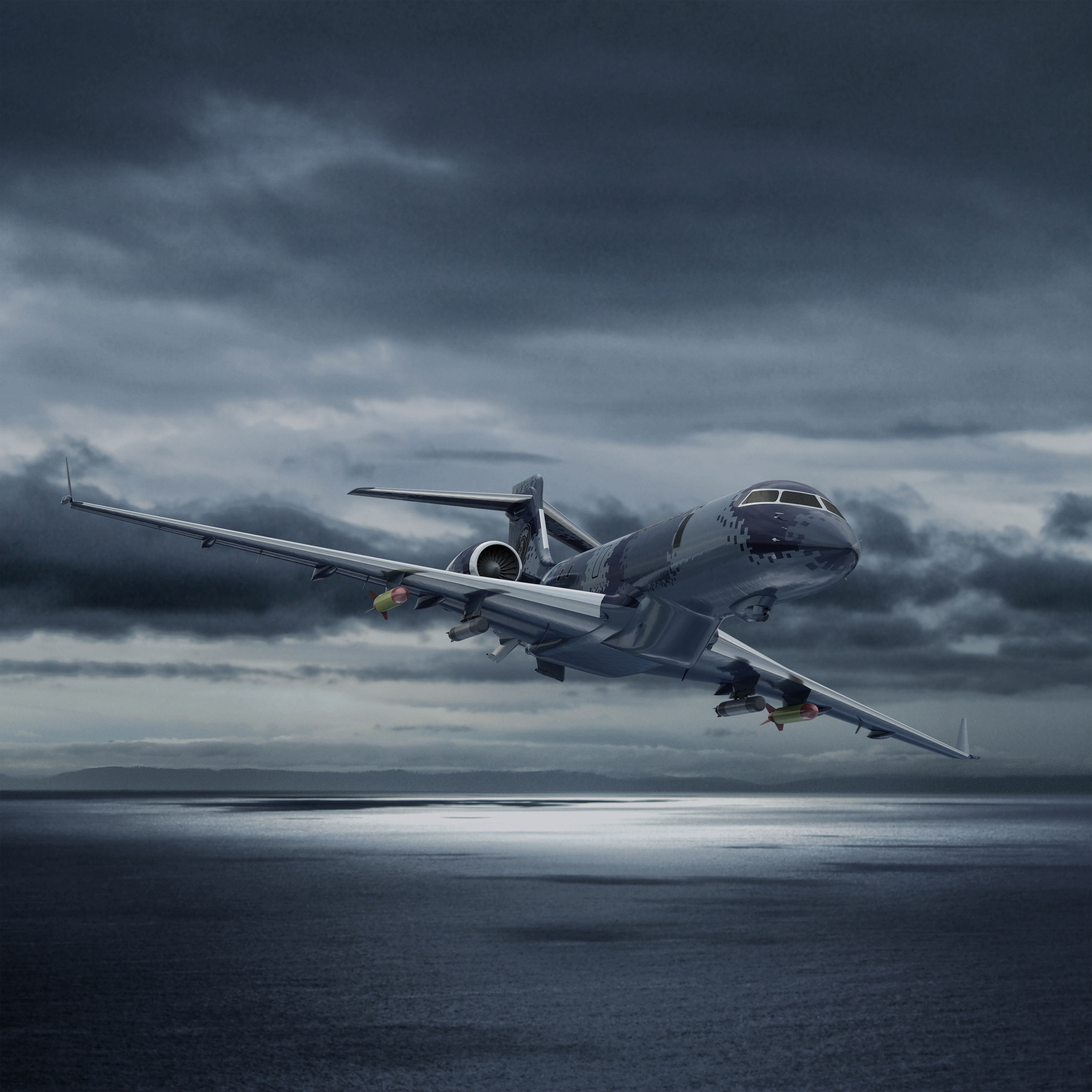 Used Turboprop: Saab, Bombardier To Launch Maritime Patrol Aircraft Programs