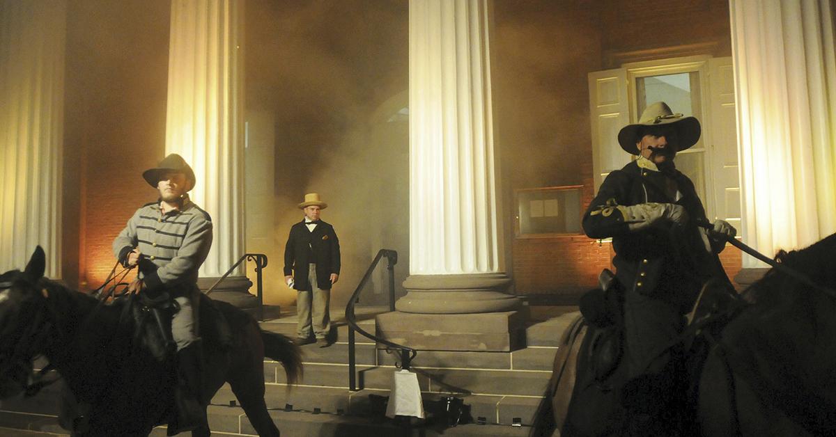 Civil War historian re-examines burning of Chambersburg