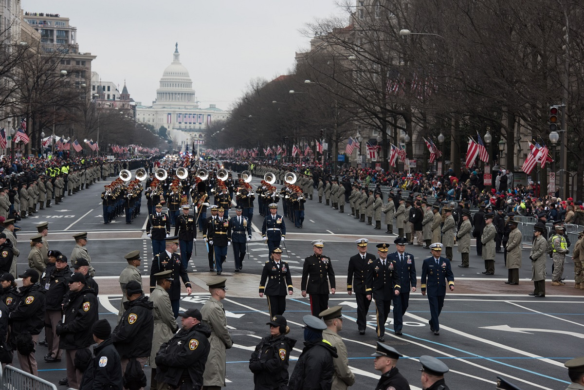DoD memo: No tanks at Trump's military parade