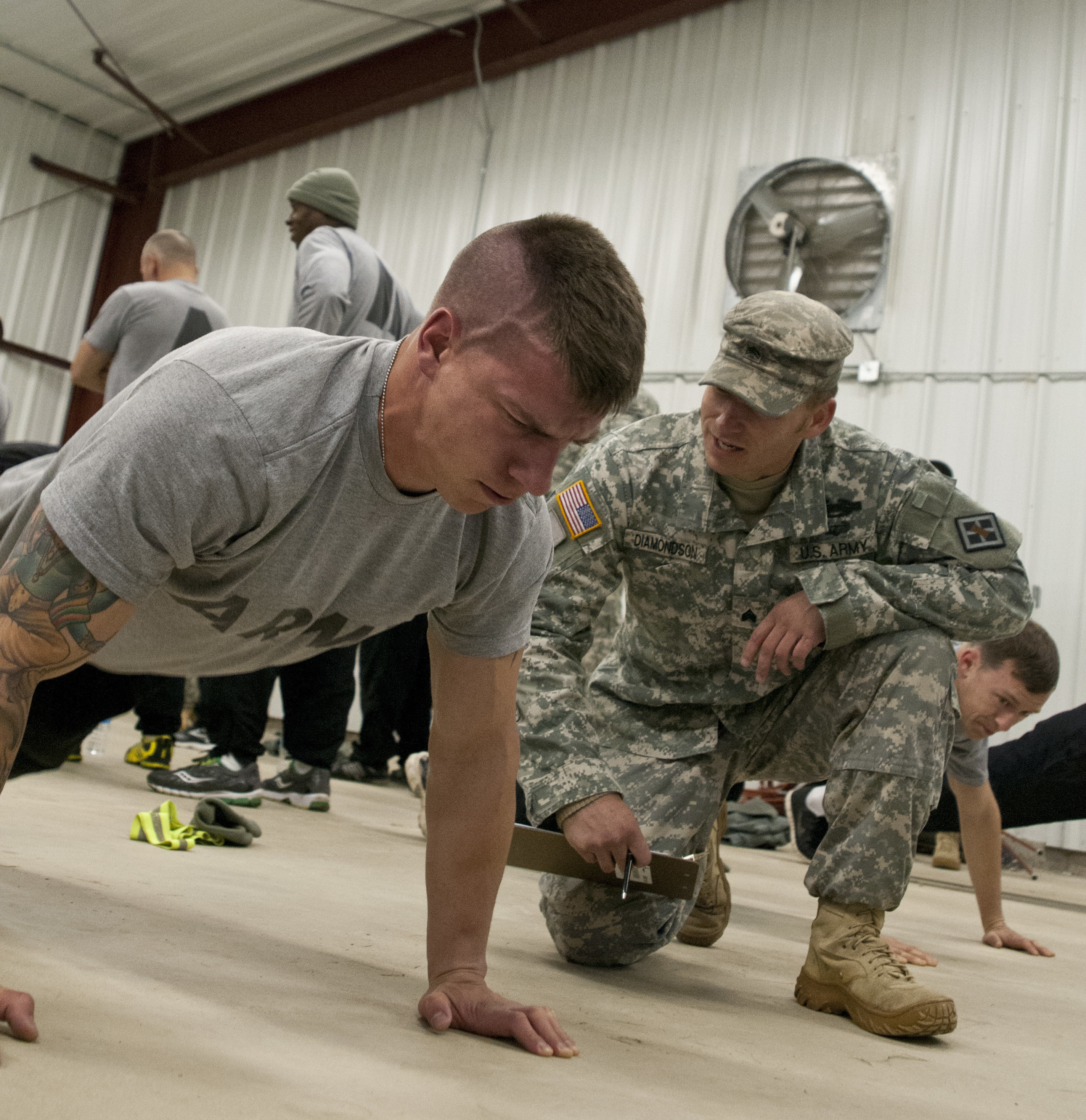 Armys new fitness tests new details emerge from leadership geenschuldenfo Images